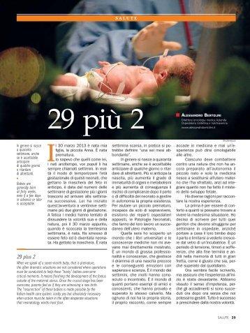 Apri articolo - Alessandro Bertolini