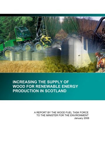 Terms of reference - Wood Energy Scotland