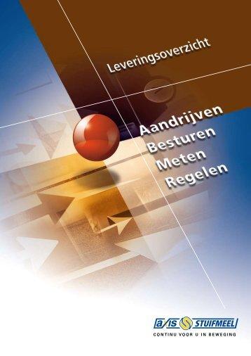 axis&stuifmeel-leveringsoverzicht - Aandrijvenenbesturen.nl
