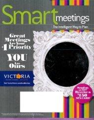 Smart Meetings Magazine - USVI Marketing