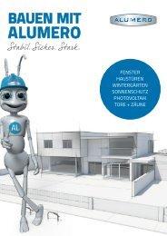 bauen mit alumero katalog