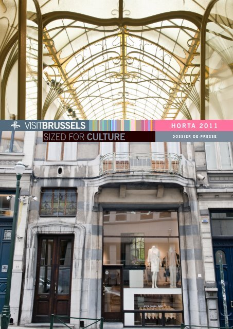 SIZED FOR CULTURE - VisitBrussels