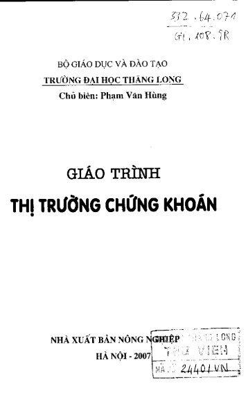 THI TRUING CHONG KHOAN - lib