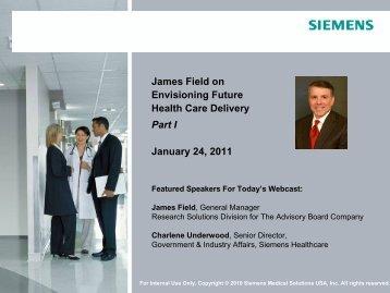 Download the slides741kB - Siemens Healthcare