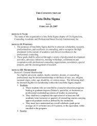 IDS Constitution - Auburn University