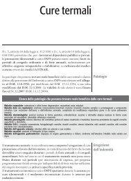 Cure termali - UIL Basilicata