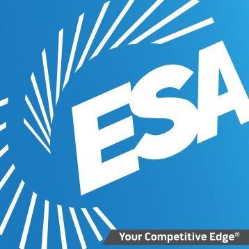 ESA Membership Brochure - Louisiana Life Safety & Security ...