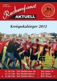 Saison 2011/2012 - TuS Dietkirchen