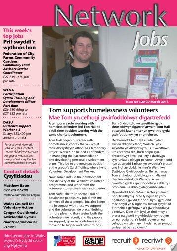 Jobs - WCVA