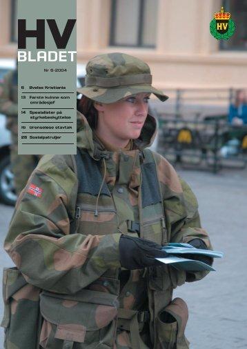 Utgave 6 - Heimevernet - Forsvaret