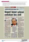 Liputan Media Terhadap Aktiviti Kementerian/Jabatan/ Agensi Dan ... - Page 3