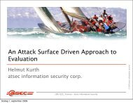 Attack Surface - Your Creative Solutions