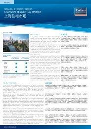 上海住宅市场 - Amazon Web Services