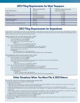 Standard Deductions - Drake Software - Page 3