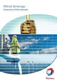 Wind Energy Brochure - Total Oil