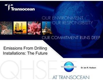 Ian Hudson - World Ocean Council