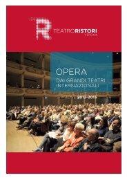 scarica e leggi il programma sala - Teatro Ristori