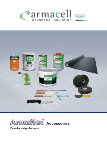 Accessories - Armacell