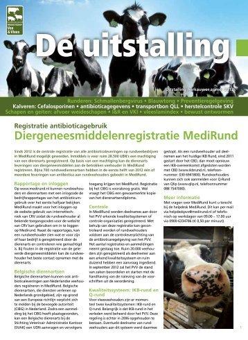 Zomer 2012 - Productschappen Vee, Vlees en Eieren