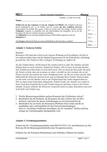 HCIw08 - schmiedecke.info