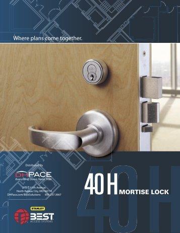 40H Brochure - DH Pace