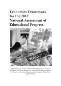 Economics Framework - National Assessment Governing Board - Page 3
