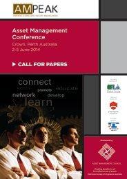 connect - Asset Management Council