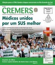 Médicos unidos por um SUS melhor - Cremers