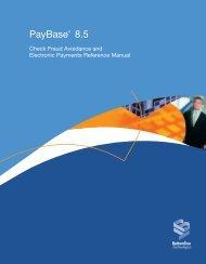Create CFA Bank - Bottomline Technologies