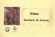Kinwa recetario de invierno