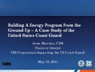 Building A Energy Program From the Ground Up – A Case ... - E2S2