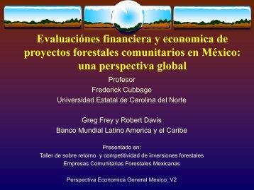 Capacitación financiera - PROFOR