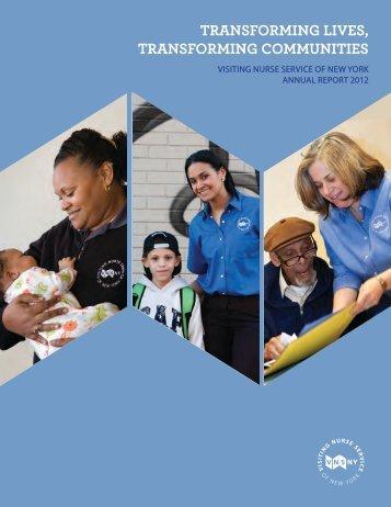 23847 MarxMyles Guts.indd - Visiting Nurse Service of New York