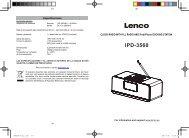 IPD-3560 - Lenco