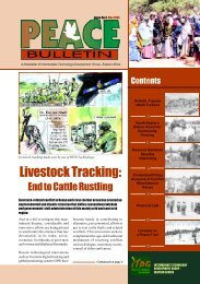 Download issue 4 of PEACE Bulletin - Practical Action