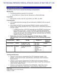 the regional emergency medical services council of new york city, inc. - Page 4