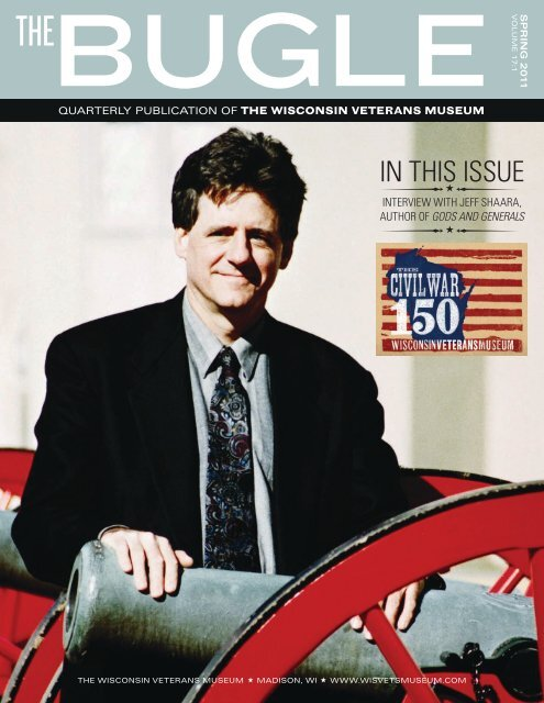 IN THIS ISSUE - Wisconsin Veterans Museum