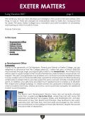 ers exeter matters - Exeter College - Page 2