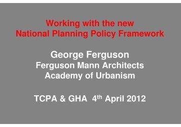 George Ferguson George Ferguson