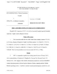 Case 1:11-cv-00715-GMS Document 7 Filed 09/06/11 Page 1 of 20 ...