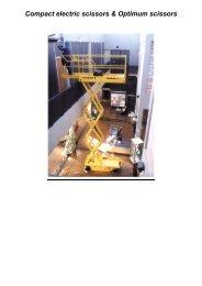 Compact électrique & Optimum - AJ Maskin AS