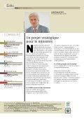Les ÉchosCGEDD n° 67 - novembre 2011 - Page 2