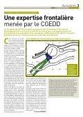 Les ÉchosCGEDD n° 67 - novembre 2011 - Page 3