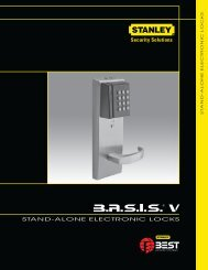 BASIS V catalog - Best Access Systems