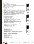 BASIS V catalog - Best Access Systems - Page 6