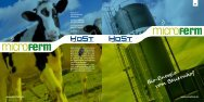 Broschüre Microferm - HoSt