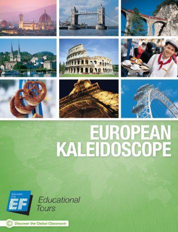 European Kaleidoscope - EF Educational Tours