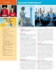 European Kaleidoscope - EF Educational Tours - Page 2
