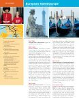 European Kaleidoscope - EF Educational Tours - Page 2