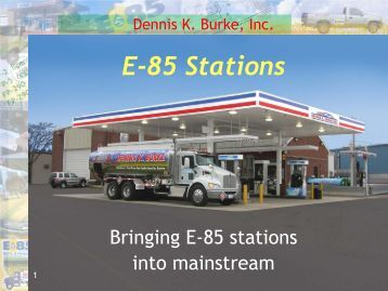 E-85 Stations - Granite State Clean Cities Coalition